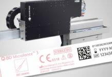 Domino Printing, Decton Dickinson, Inkjet,