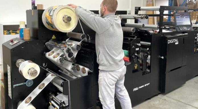 PrintPoint, Mark Andy, Digitaldruck,