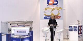 Ferrarini & Benelli, Koronavorbehandlung, Plasma-Technologie,