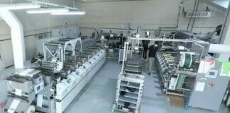 Bobst, Flexodruckmaschinen, Sigma Middle East Label Industries