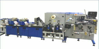 Daco Solutions, Acorn Labels, Mehrspindel-Wickler, Converting,