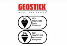 Geostick, Zertifizierung