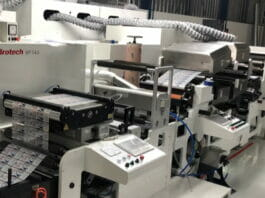 PrintsPaul, Eshuis, Luster LighTech, Brotech, Finishing, Converting,