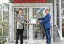 Schreiner Group, Klimaschutz,