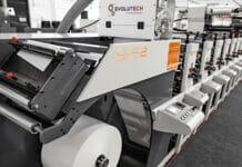 Etirama, Flexodruckmaschinen,