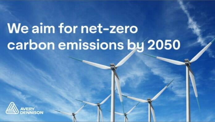 Avery Dennison, Nachhaltigkeit,