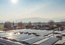 Etiketten Carini, Solarenergie, Erneuerbare Energie,