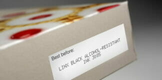 Linx Printing Technologies, Inkjet-Tinten,