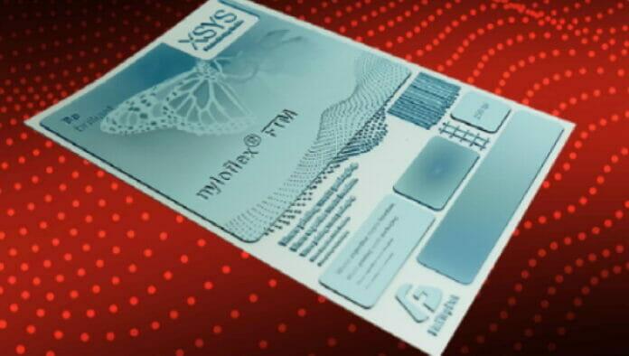 XSYS, Flexodruckplatten, Fotopolymerplatten,