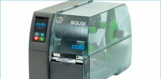 cab, RFID-Etiketten, Etikettendrucker,
