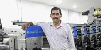 Gallus, Gallus ECS, Libako Packaging