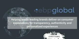 Evrythng, ebp Global, Lieferkette,