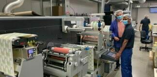 Barthel Gruppe, Grafisk Maskinfabrik, Nilpeter,