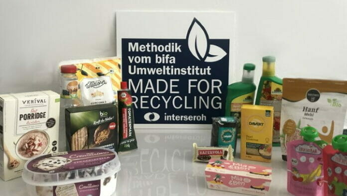 Interseroh, Verpackungsdesign, Recycling,