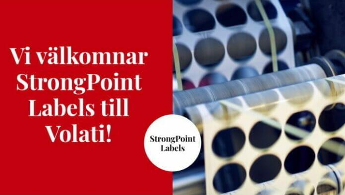Volati, StrongPoint,