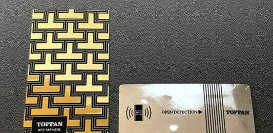 Toppan Printing, NFC,