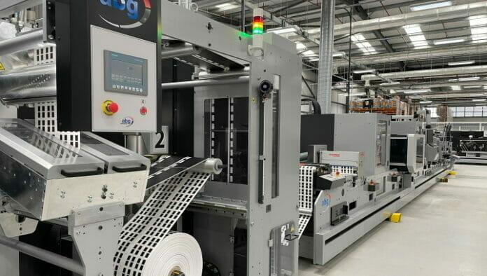 AB Graphic, Lake Image Systems, Domino Printing, International Security Printers