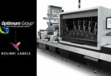 Kolibri Labels, Optimum Group, LabelStream 4000, Canon