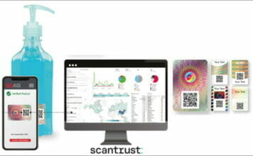 3DAG, Scantrust. SmartPack