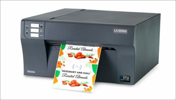 DTM-Print, Farbetikettendrucker