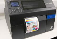 Lintec, Inkjetdruck, Etikettenfolien,