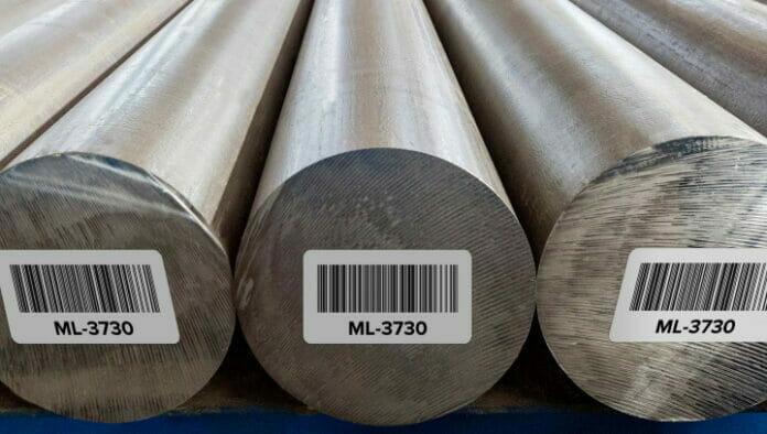 Etikettenmaterialien für hohe Temperaturen