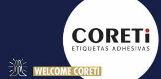 Coreti Etiquetas Adhesivas, Asteria Group,