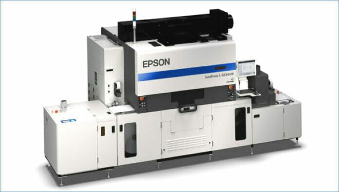 Epson, SurePress, UV-Inkjet,