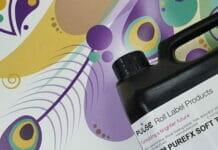 Pulse Roll Label Products, Effektlack,