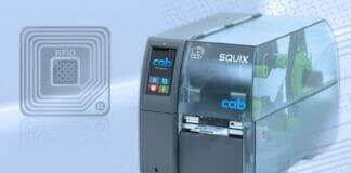 cab, RFID-Etiketten, Thermodrucker