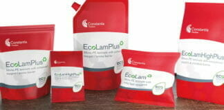 Constantia Flexibles, Recyclingmaterial, Recyclingfolien,