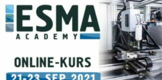 ESMA Academy, Digitaldruck, Inkjet, ESMA Academy, Digitaldruck, Inkjet,