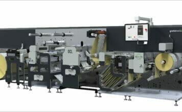 Graficon, Grafotronic, Druckerei Sauter, Converting,