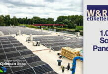 W&R Etiketten, Optimum Group, Solarenergie,