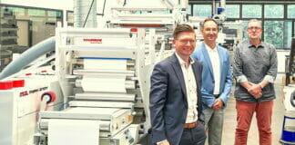 Barthel Gruppe, Mark Andy, GEW, LED-UV, Martin Automatic,