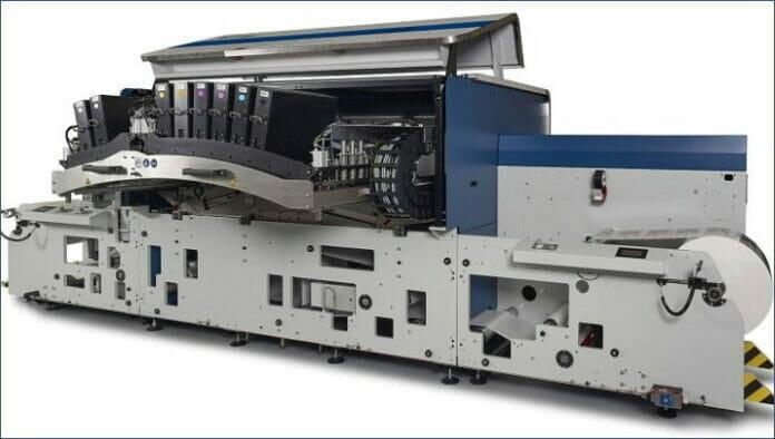 Domino Printing, Inkjet,