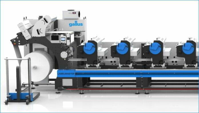 Gallus, Gallus Labelmaster,