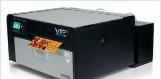 VIPcolor, Memjet, Farbetikettendrucker,