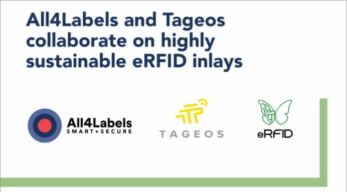 All4Labels, Tageos, RFID-Tags,