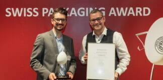 Neopac, Swiss Packaging Award,